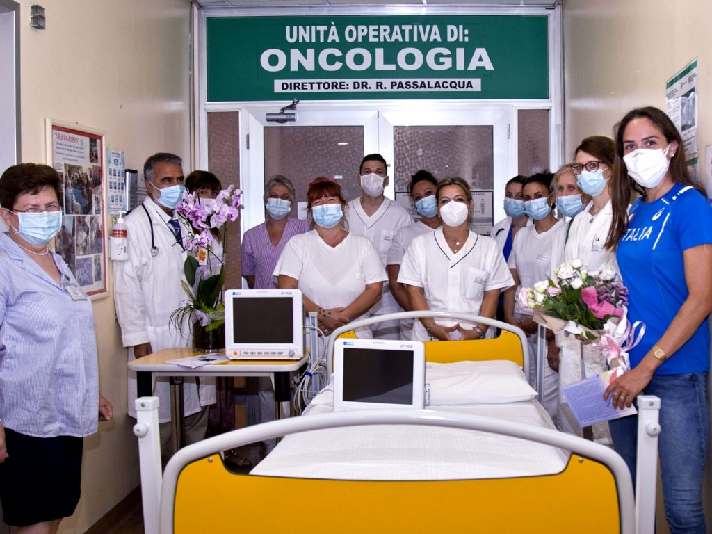 MEDeA Cremona reparto di oncologia